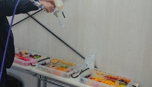 安佐北区口田南にある事務所の除菌サービスを行いました☆